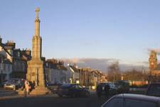Wigtown Town Centre