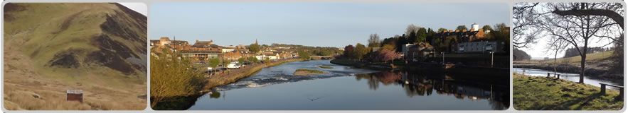 Pictures of Dumfries and Galloway