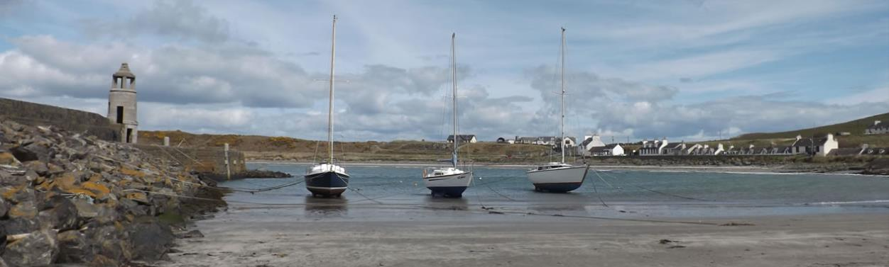 Spring in Dumfries and Galloway - Port Logan
