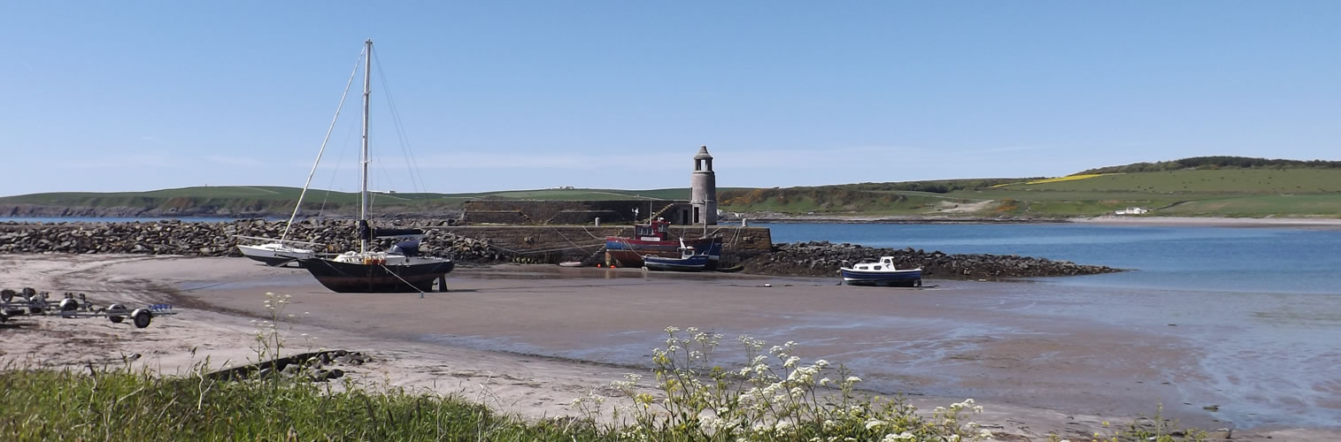 Summer in Dumfries and Galloway - Port Logan