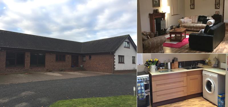 Bed House Rent Dumfries